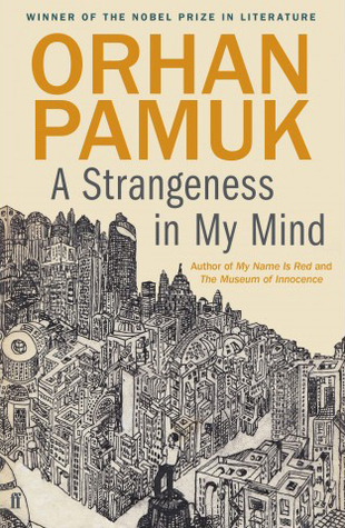 'A Strangeness In My Mind'
