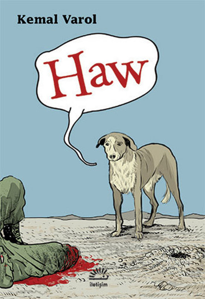 Haw (original cover and title in Turkish)