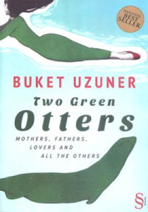 Two Green Otters