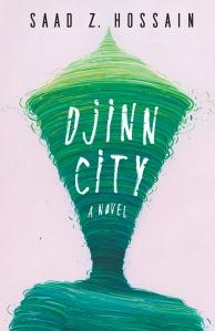 Djinn City Cover