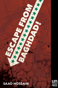 Escape from Baghdad Cover
