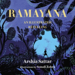 Ramayana-+An+Illustrated+Retelling,+by+Arshia+Sattar+-+9781632061775
