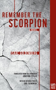Rember the Scorpion Cover