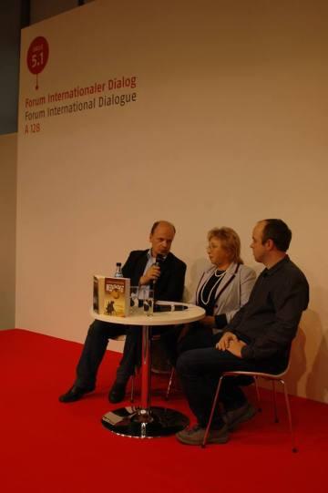 Forum Buchmesse Frankfurt