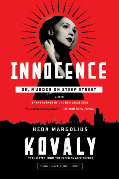 Innocence; Murder on Steep Street
