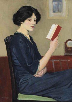 7 The Storyteller Wm Strang 1911