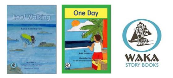 Waka Story Books 1
