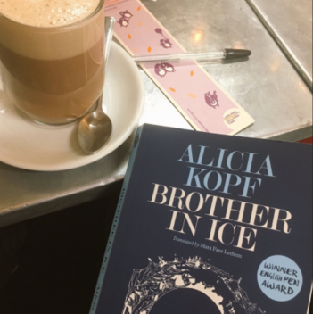Falling in love with Brother in Ice, over hot chocolate