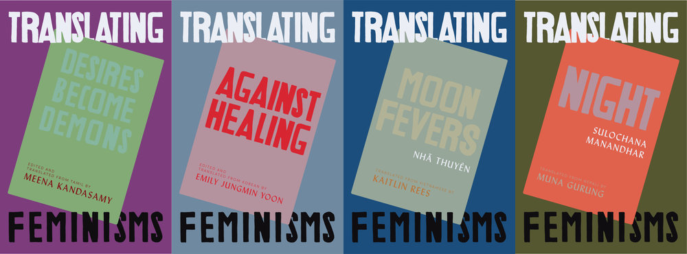 Translating Feminisms four-chapbook bundle — Tilted Axis Press